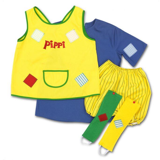 Utklädning Pippi Långstrump kläder. Nu endast 179.95 hos LillaFilur.se.