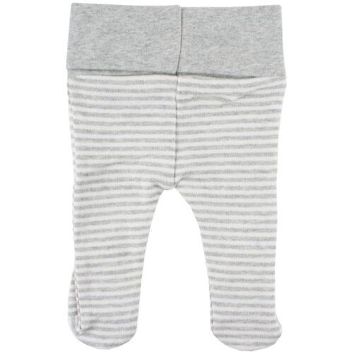 Babykläder med fot. Byxa med fot och mudd. LillaFilur.se