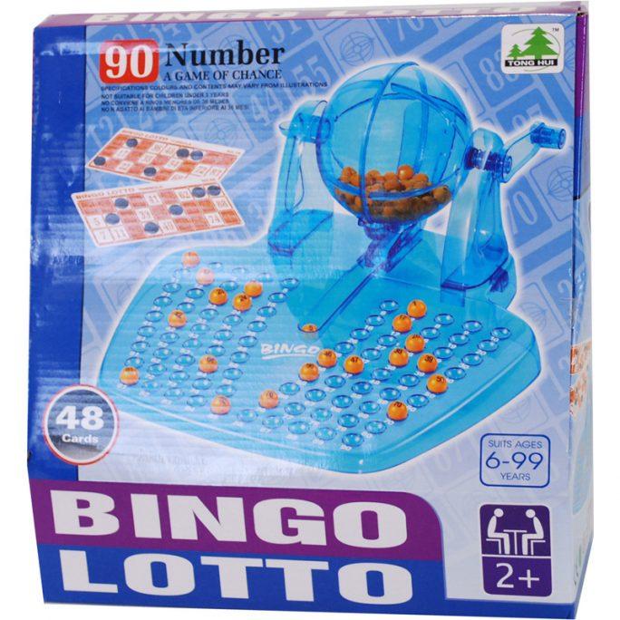 Spel Bingospel med tombola. Spela bingo hemma. Passar både barn och vuxna. LillaFilur.se