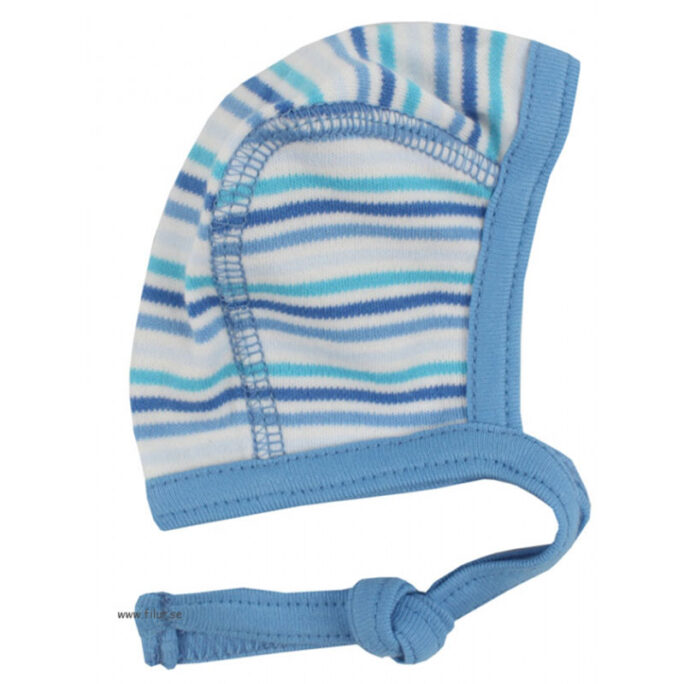 Fixoni Babykläder Baby Mössa 50 cl Blå LillaFilur.se
