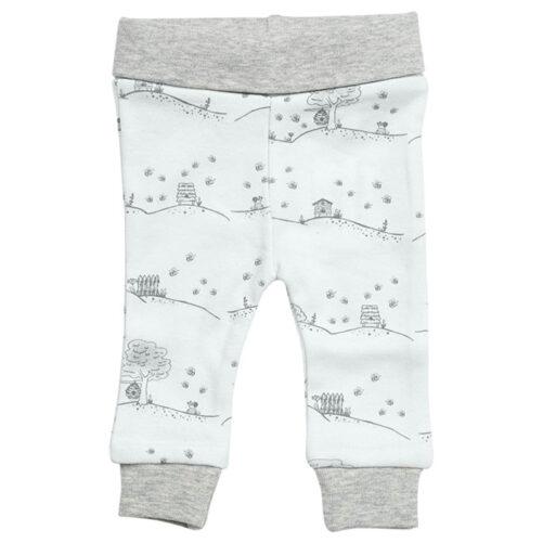Kläder för prematur barn. Prematur byxor blå 32-56 cl. LillaFilur.se