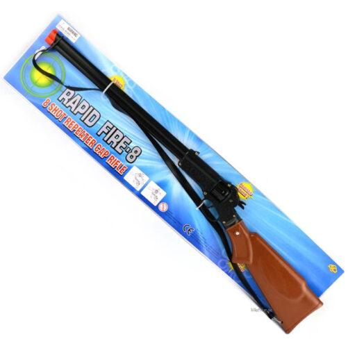 Knallpulver Gevär 8-skott knallpulverskott
