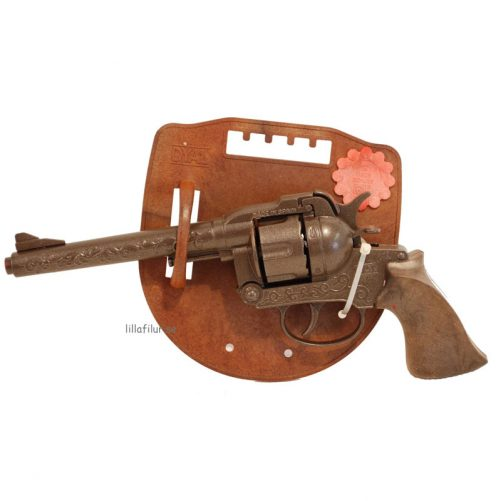 Knallpulverpistol metall 12-ring. Beställ knallpulver, knallpulver pistol och knallpulver gevär på LillaFilur.se