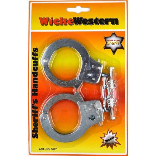 Leksaks Handbojor med nyckel