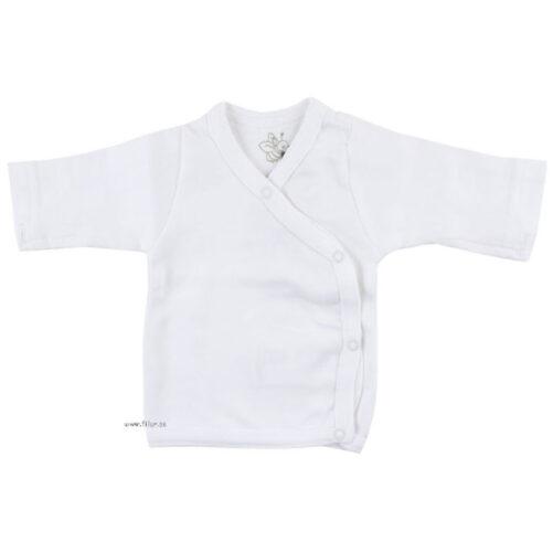 Omlott tröja för nyfödd och prematur. Storlek 32, 38, 44, 50 cl.