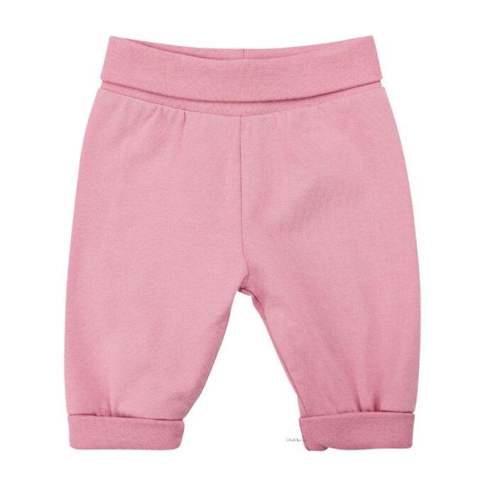 Rosa prematur kläder, prematur byxor till förtidigt född baby, Lillafilur.se