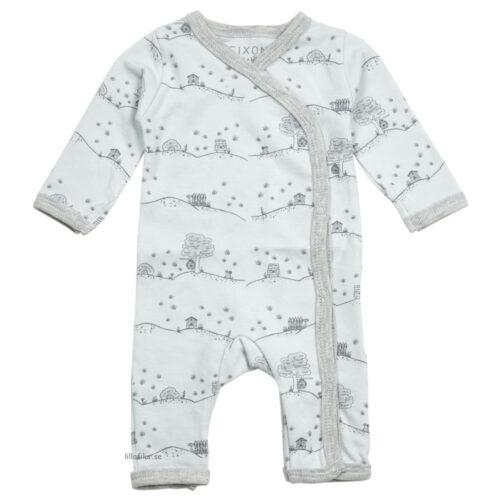 Kläder för små förtidigt födda barn, prematur kläder. Prematur pyjamas och pyjamas för nyfödd 32-56 cl. LillaFilur.se