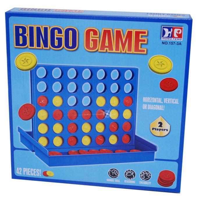 Spel Fyra i rad. Klassiskt roligt spel för barn och vuxna. Få fyra i rad med dina brickor och blockera motståndaren. Fyra i rad taktik och 4 i rad regler. LillaFilur.se