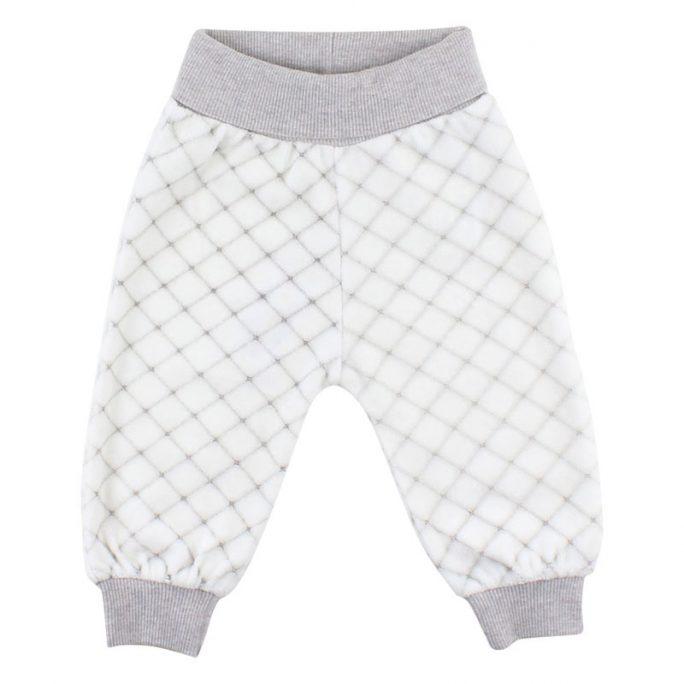 Fixoni baby vita velourkläder. Stort sortiment unisex babykläder. Beställ babykläder på LillaFilur.se