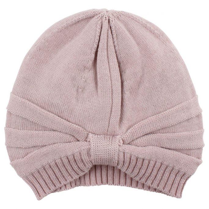 Barn mössa ull rosa. Stickad mössa barn. Stort sortiment ull-kläder barn hos LillaFilur.se