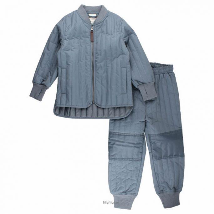 En Fant Therminal Set dimblå. Fraktfri och omgående leverans. Beställ En Fant barnkläder på LillaFilur.se