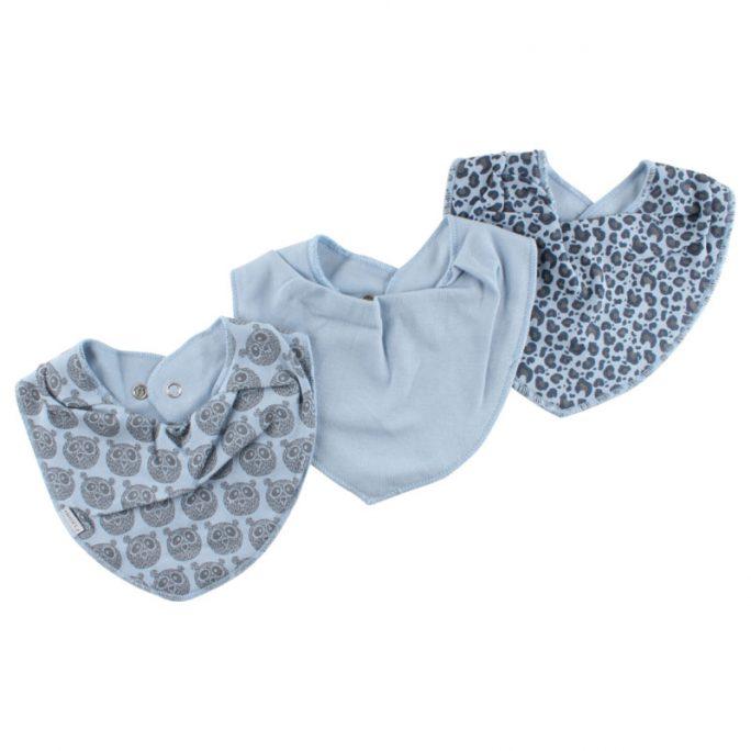 Fixoni drybibs dregglisar. Bra dregglisar storpack för nyfödd. Kommer med enfärgad blå dregglis, leopardmönstrad blå bib och djurmönstrad drybib. Handla storpack dregglisar hos LillaFilur.se