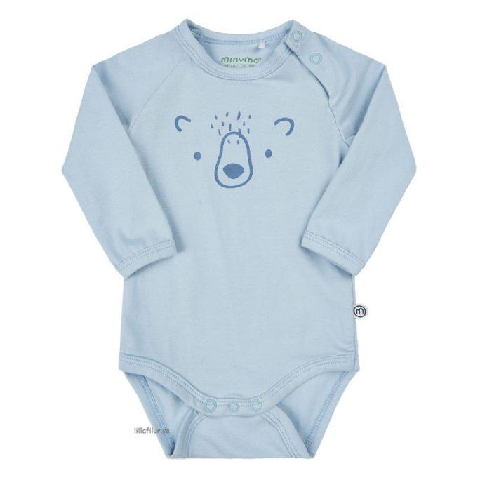 Baby body med älg tryck. Söt body med djur tryck. Beställ babykläder nyfödd hos Lilla Filur i Mölndal. Vi skickar över hela världen. LillaFilur.se