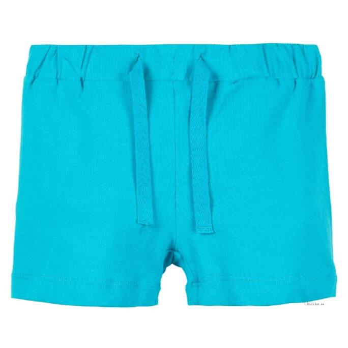 Ekologiska babykläder, ekologiska shorts unisex för baby.