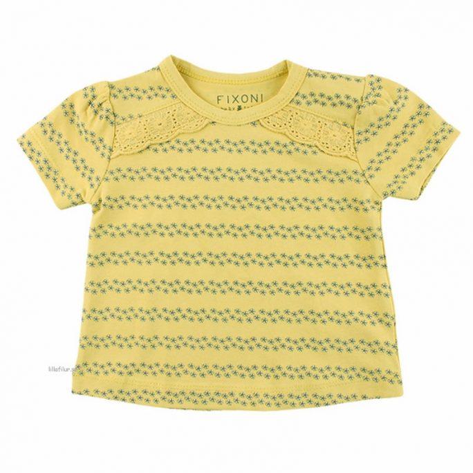 Gul klänning baby / Gul tunika baby. Beställ babykläder online storlek 50, 56, 62, 68, 74, 80. LillaFilur.se