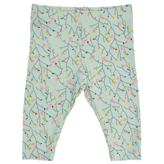 Rea babykläder storlek 50, 56, 62, 68, 74 och 80. Babykläder i bambu och ull. Extra mjuka sköna leggings från Minymo babykläder på LillaFilur.se