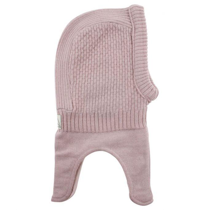 Balaclava Rosa för barn och baby. Balaclava, väpnarluva, rånarluva barn i ull. Finns flera olika färger. LillaFilur.se