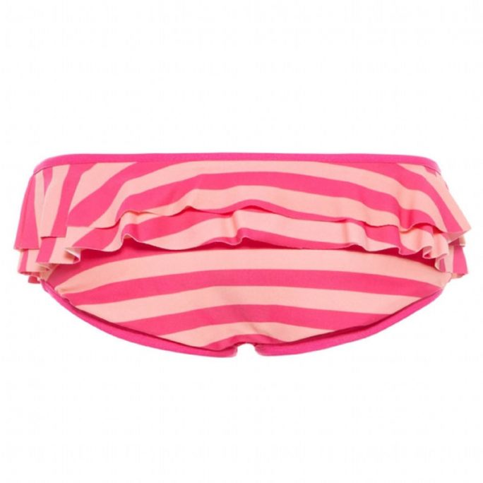 Rosa blöjbadbyxor med plastad insida. Storlek 74-98 cl. Beställ badkläder baby hos LillaFilur.se