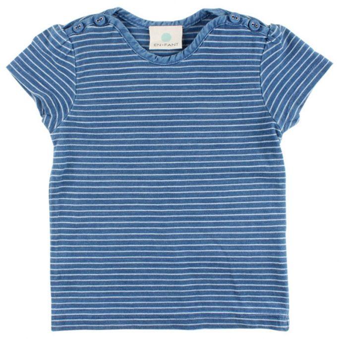 Top från En Fant barnkläder. Söt randig tröja barn storlek 80, 86, 92, 98, 104, 110. Beställ på LillaFilur.se