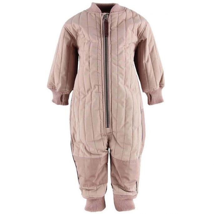 Overall baby, skaloverall baby dimrosa. Snygg funktionsoverall från En Fant barnkläder. Fraktfri leverans hos LillaFilur.se