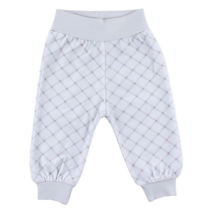 Rea fixoni babykläder blå velourbyxor hos LillaFilur.se.