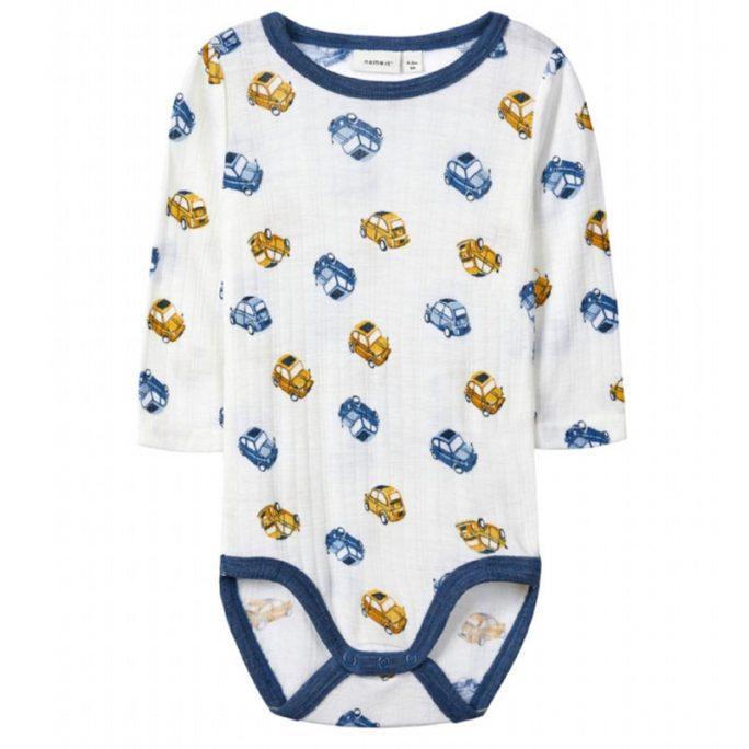 Ullbody baby ullkläder i 100% merinoull. Varm skön body ull storlek 50, 56, 62, 68, 74. Beställ babykläder ull och barnkläder ull på LillaFilur.se