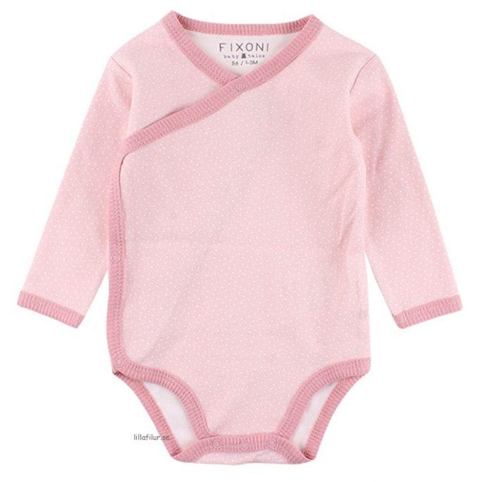 Omlottbody bebis och omlottbody nyfödd. Storlek 50 - 80. Beställ bebiskläder på LillaFilur.se