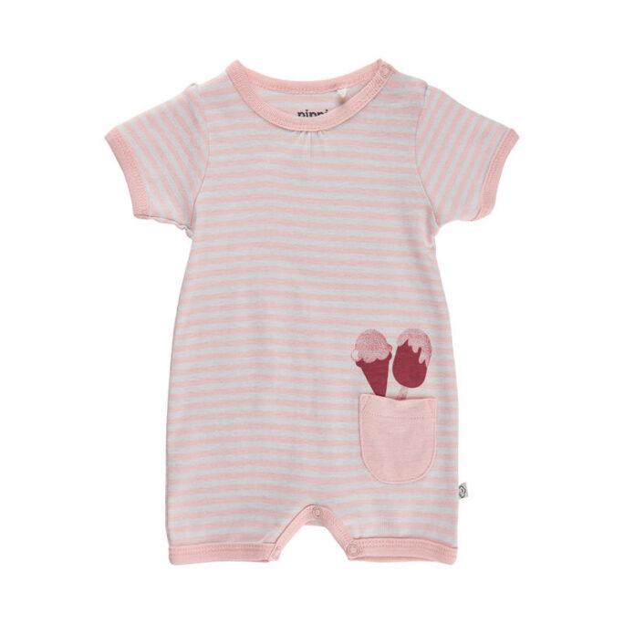 Shortsdräkt Rosa Baby LillaFilur.se