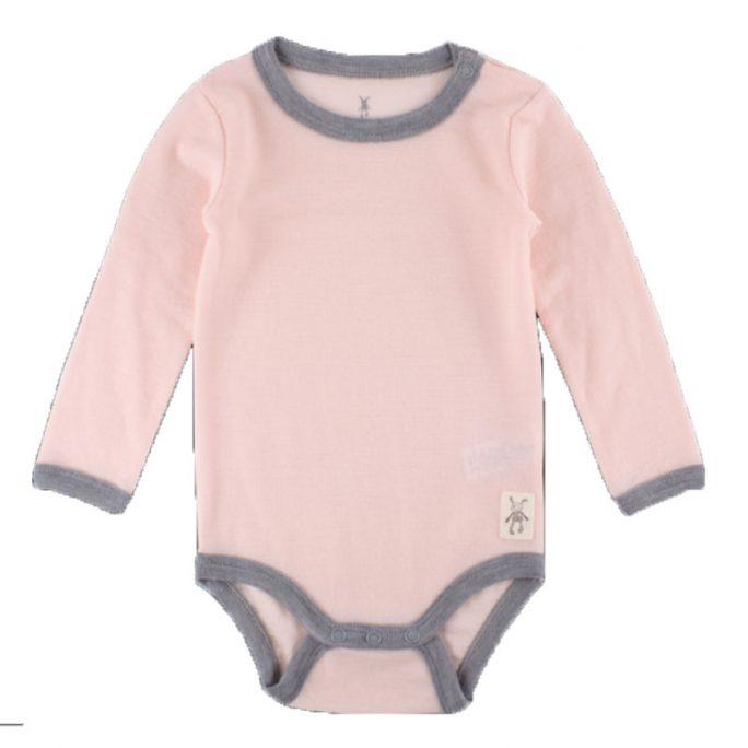 Small Rags Ekologisk ullbody baby. Nu rea 50 procent hos LillaFilur.se, omgående leverans.