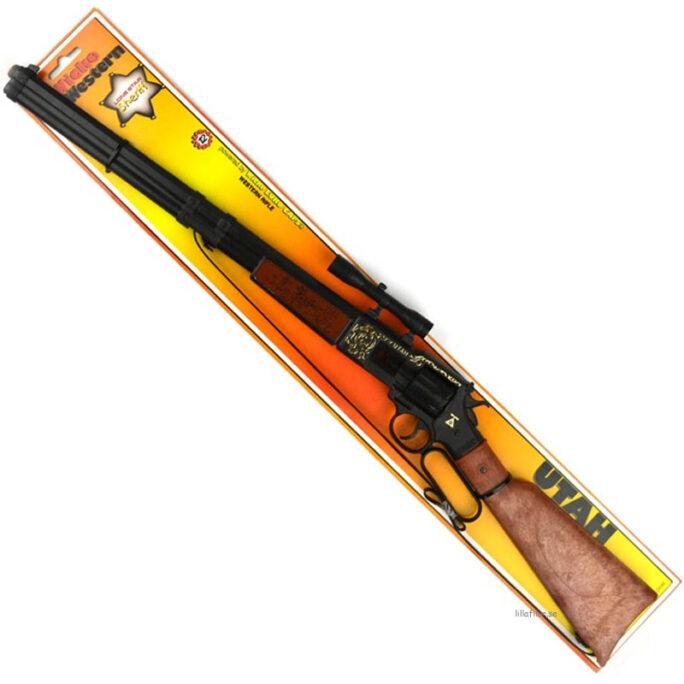 Knallpulver gevär utah 12-skott