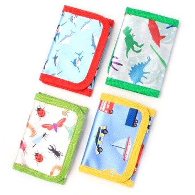 Plånbok Barn med mönster.