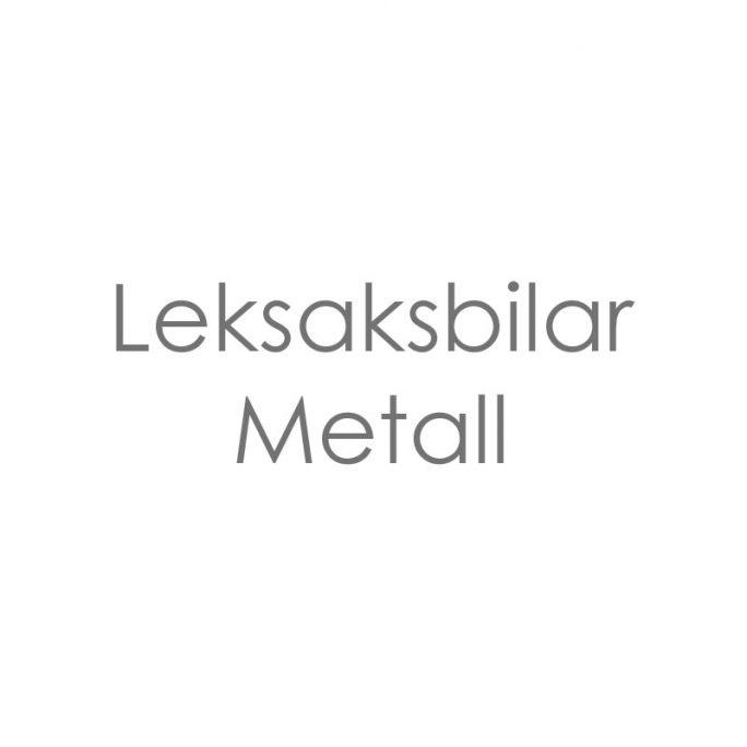 Leksaksbilar Metall