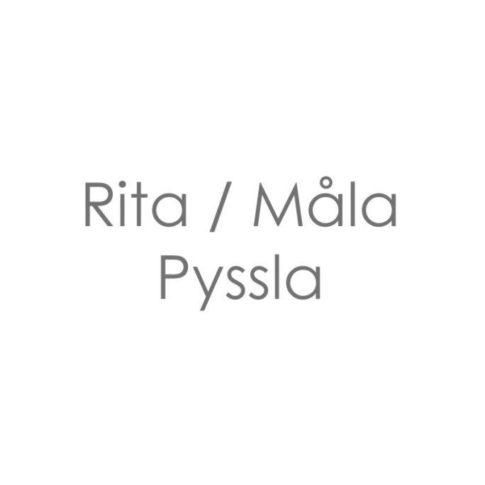 Rita Måla Pyssla