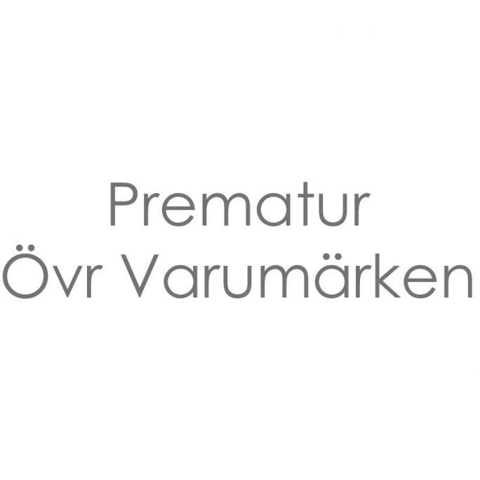 Prematur Varumärke Övrigt