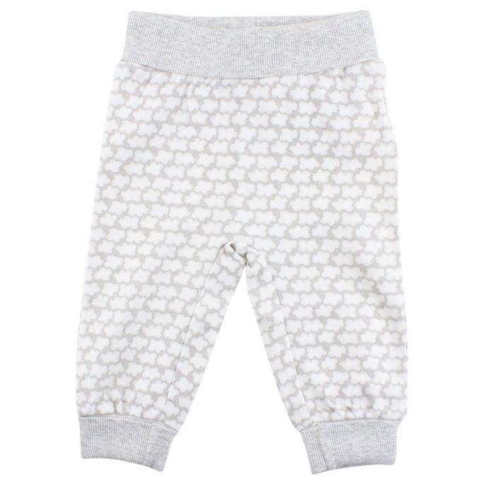 Fixoni baby byxor moln. Unisex babykläder för nyfödd baby. LillaFilur.se