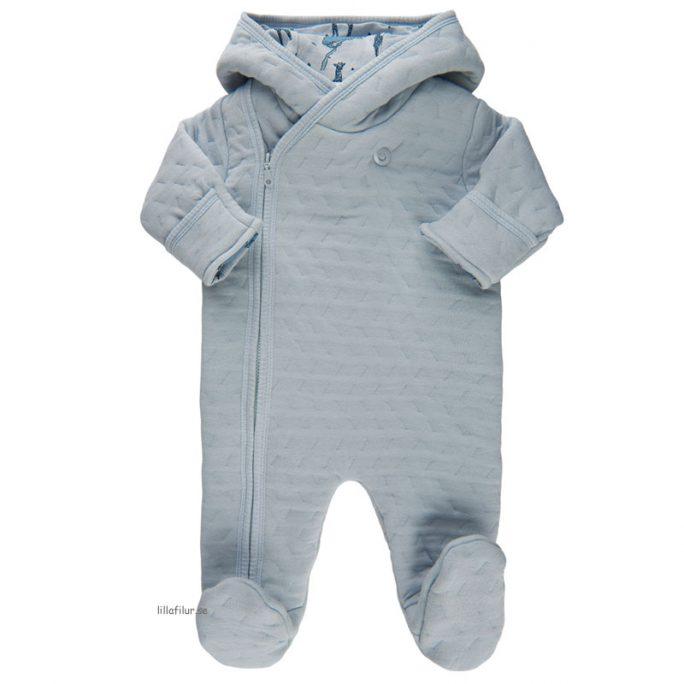 Prematuroverall blå storlek 44. Fraktfri leverans. Beställ kläder för prematur barn hos LillaFilur.se