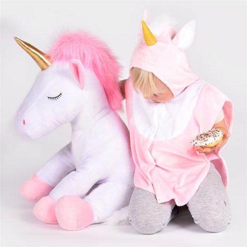 Enhörning mjukdjur stor. Fraktfri leverans. Beställ stor unicorn på LillaFilur.se